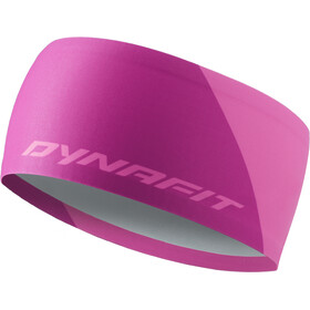 Dynafit Performance Dry 2.0 Bandeau, fluo pink